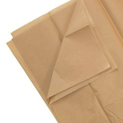 JAM Paper Tissue Paper – Tan – 10 Sheets/pack