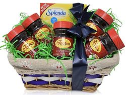 Ferrara Instant Espresso Coffee Gift Basket – Thinking of You – Gift Basket for Spec ...