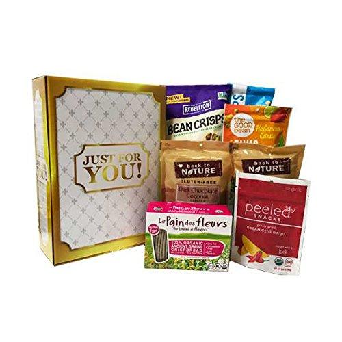 Gluten Free Birthday Gift Basket