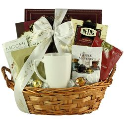 GreatArrivals Sweet Success: Gourmet Coffee Corporate Gift Basket, 6 Pound