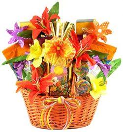 Bursting Bright Gourmet Gift Basket