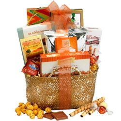 Broadway Basketeers Happy Birthday Kosher Gourmet Gift Basket