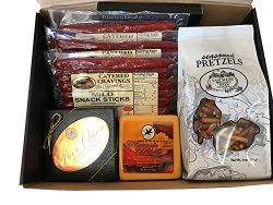 Beef Snack Kit Gift Basket