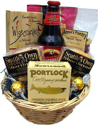 Northwest Hospitality Gift Basket