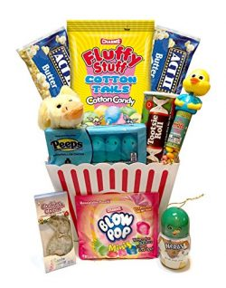 Easter Care Package| Easter Candy Kids, Easter Snack Box| Easter Family Gift| Easter Movie Night ...