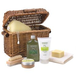 Body Wash Gift Set,best Thanksgiving Gift Basket For Mom,healing Spa Bath Basket