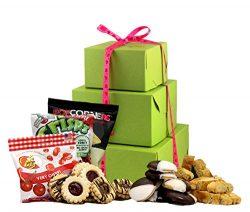 Gluten Free Palace Be Mine! Kosher Valentines Day Gluten Free Gift Basket, Gluten Free Valentine ...