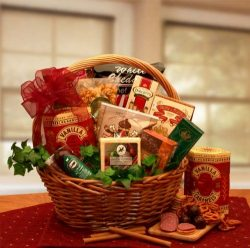 The Ultimate Snackers Gift Basket