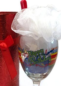 Happy Birthday Wine – Happy Birthday Wine Gift Set – Happy Birthday Wine Gifts- Perf ...