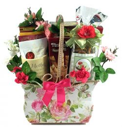 A Sweet Surprise For Mom – Gift Basket For Mom