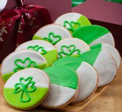 Dulcet's St. Patricks Cookie Gift Box