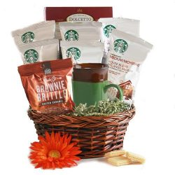 Starbucks Coffee – Starbucks Gift Basket