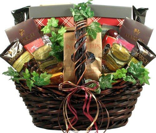Gift Basket Village The Grand Gourmet Gift Basket