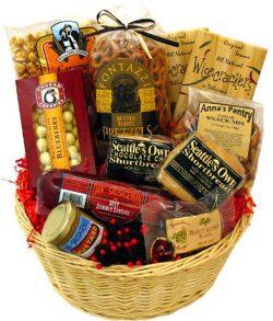 Northwest Snack Gift Basket