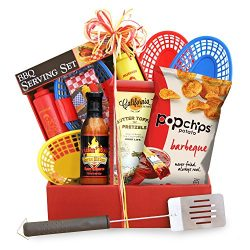 California Delicious Great Outdoors Summer Grilling Gift