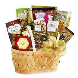 California Delicious Winner's Circle Gift Basket