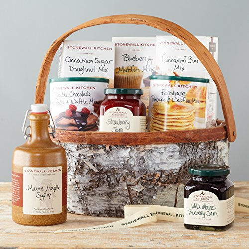 Stonewall Kitchen Breakfast Gift Baskets And Sets (8 Piece