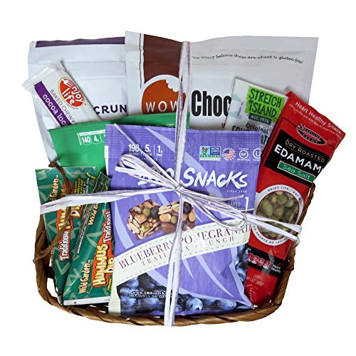 Great gifts baskets gluten free picnic hummus crackers great gifts baskets gluten free picnic hummus crackers chocolate chip cookies negle Images