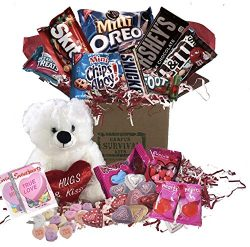 Sweetheart Valentine Care Package (Bear)
