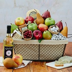 Legacy Cheese Basket – The Fruit Company