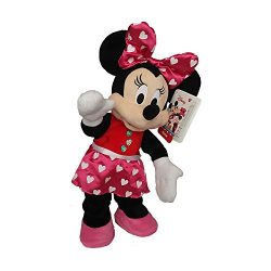 Dancing Musical Animated Plush Minnie Mouse
