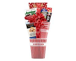Wine Country Gift Baskets Popcorn and Candy Collection