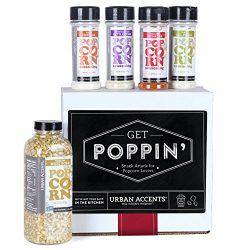 GET POPPIN' Snack Attack for Popcorn Lovers Gift Set, Hostess Gift For Any Occasion – ...