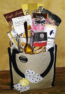 Coffee Lovers Gift Tote