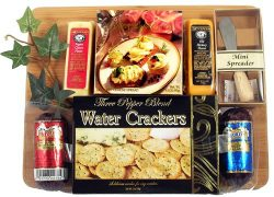 Meat and Cheese Board Fathers Day Gift – Size Small