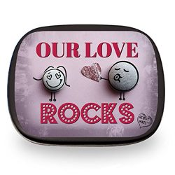Our Love Rocks Mints – Cute Gift for Wife Fun Easter Gifts for Adults Stocking Stuffers for Men  ...