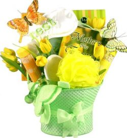 Happy Hour for Mom Bath & Body Gift Basket