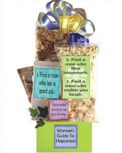 *Make You Laugh* Gift Basket for Women