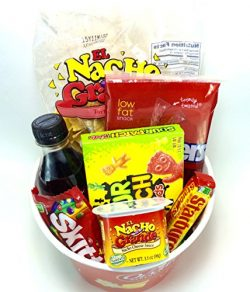 Orville Redenbacher's Movie Night Popcorn and Candy Gift Basket ~ Includes Gourmet Movie T ...