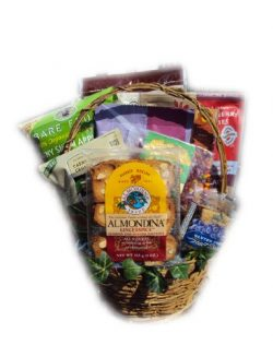 Heart-Healthy Father's Day Gift Basket by Well Baskets