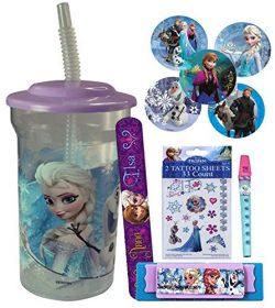 Disney Frozen Fun Sip Favor Cup! Valentines Day Gift, Easter Basket Filler, Stocking Stuffer or  ...