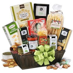 Tour Of Italy – Italian Gift Basket