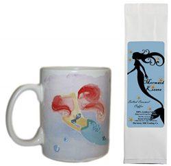 Mermaid Coffee Mug and Coffee Gift Set – Kinda' Pissed About Not Being a Mermaid 2-S ...