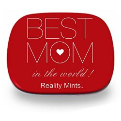 Best Mom In The World Mints – Thoughtful Gift for Mothers – Gifts for Moms Stocking Stuffe ...