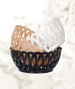 Indian Plastic Net Basket / Fruit Basket / Vegetable Container / Size : Small / Colour : White,  ...