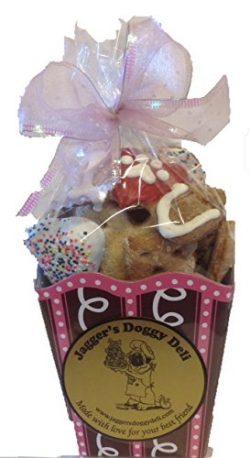 Dog Treat Gift Box
