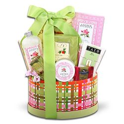Alder Creek Gifts Tea and Treats for Mom, 4 Pound
