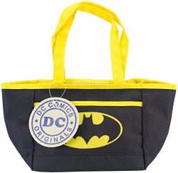 Everything Mary Batman Easter Egg Basket for Kids | Carry Tote for Gifts, Stuffers, Grass, and F ...