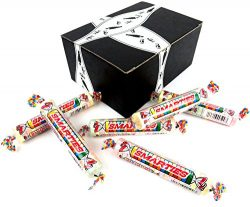Smarties Mega Candy Rolls, 2.25 oz Rolls in a Gift Box (Pack of 6)
