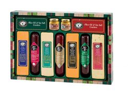 All Time Favorite Meat and Cheese Gift – 5 oz Sausage