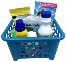 Away From Home Essentials Care Package ~ Great for College Student or House Warming (Laundry Ess ...