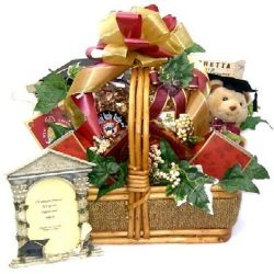 Gift Basket Village Congrats Graduation Gift Basket, Large