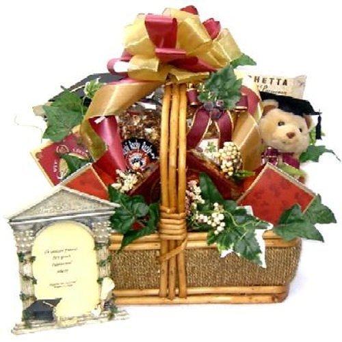 Gift Basket Village Congrats Graduation Gift Basket, Large