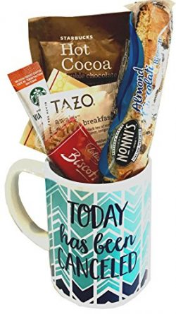 Starbucks Coffee Mug Gift Sets WITH Via Coffee Hot Cocoa Tea and MORE – Get Well Soon R ...