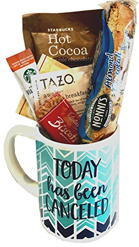 Starbucks Coffee Mug Gift Sets WITH Via Hot Cocoa Tea And MORE Get Well