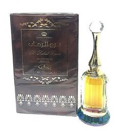 AlRehab Tower 10ml Unisex luxury Arabian Perfume Oil Saudi Al-Rehab Islamic Gift